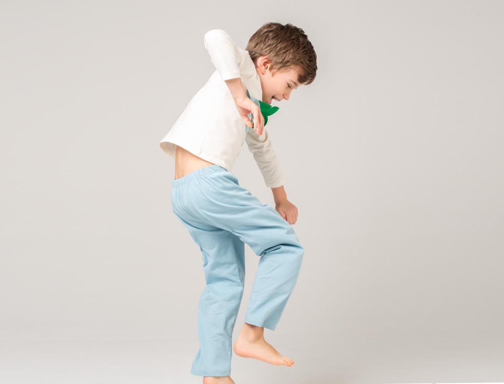 Kinderpyjama - lang Dino-Universum