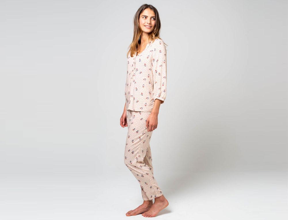 Pyjama-lang Windhose - Linvosges