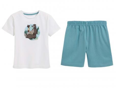 Pyjama enfant jersey Le livre de la Jungle