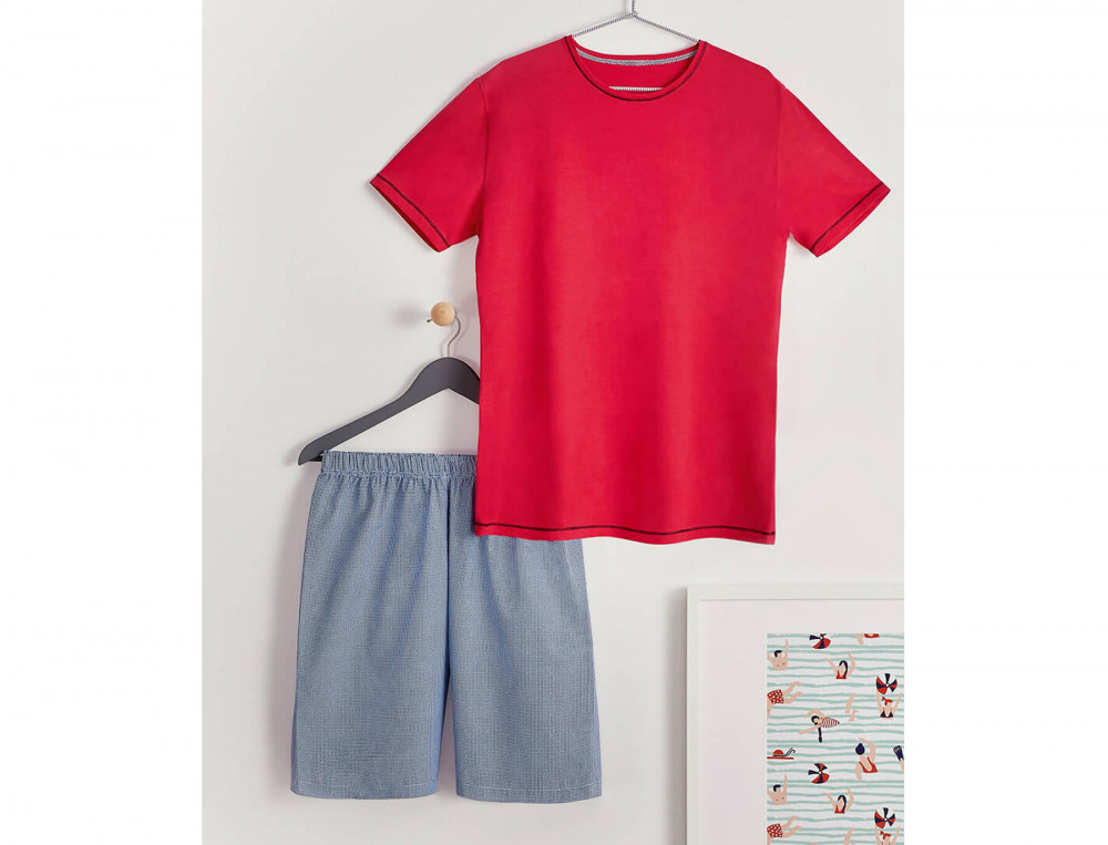 Pyjama et pyjashort Le Normandie