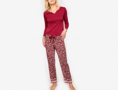 Pyjama imprimé femme Nastasia