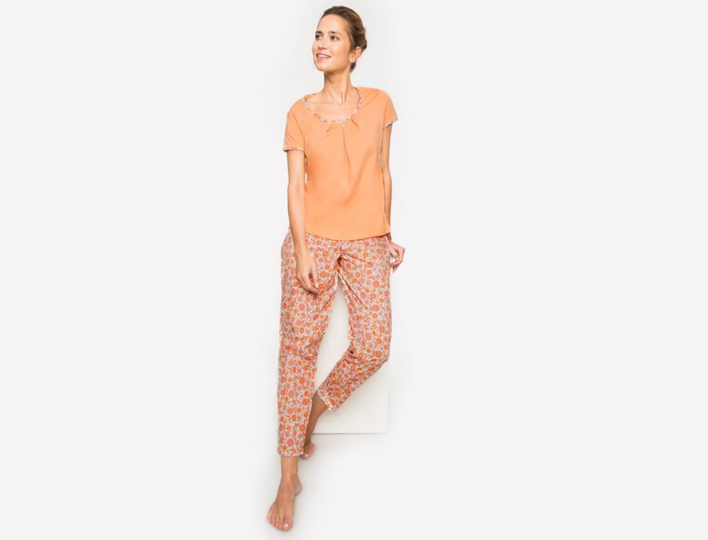 Pyjama Parfum d'agrumes