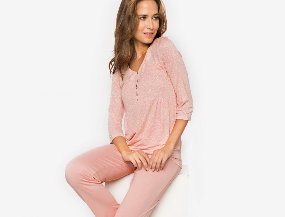 Pyjama promenade