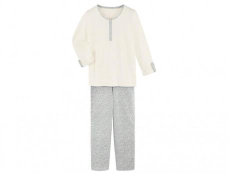 Pyjama Über den Wolken Baumwolle Linvosges