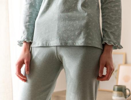 Pyjama Waldparadies Linvosges