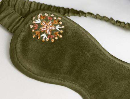 Schlafmaske Schmuckstück Baumwolle Linvosges