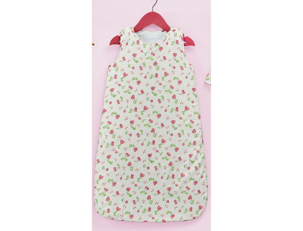 Schlafsack Süße Kirsche Baumwolle Linvosges
