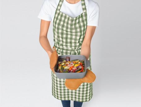 Schürze Küchenfee Baumwolle Linvosges