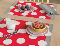 Set de table double face Chef en cuisine