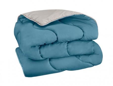 Sommerdecke Bezug Perkal Zweifarbige Bettdecke