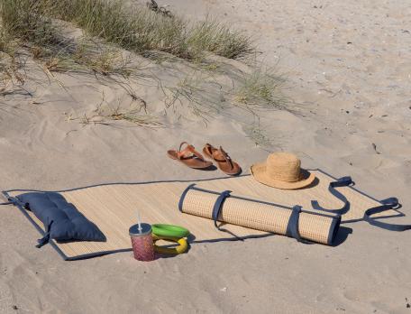 Strandmatte Sandstrand