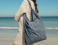 Strandtasche Senegal Baumwolle