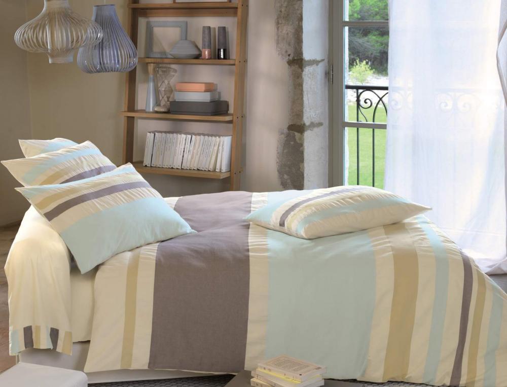 Linge de lit Sur la dune 100% coton