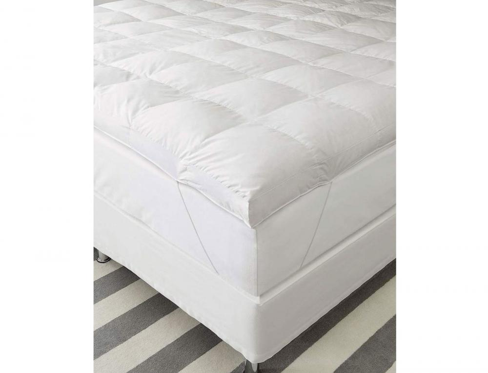 surmatelas cosy naturel luxe 1700g m2 linvosges. Black Bedroom Furniture Sets. Home Design Ideas