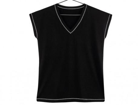 T-Shirt Kontraste - Linvosges