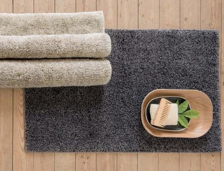 tapis de bain bain de coton linvosges. Black Bedroom Furniture Sets. Home Design Ideas