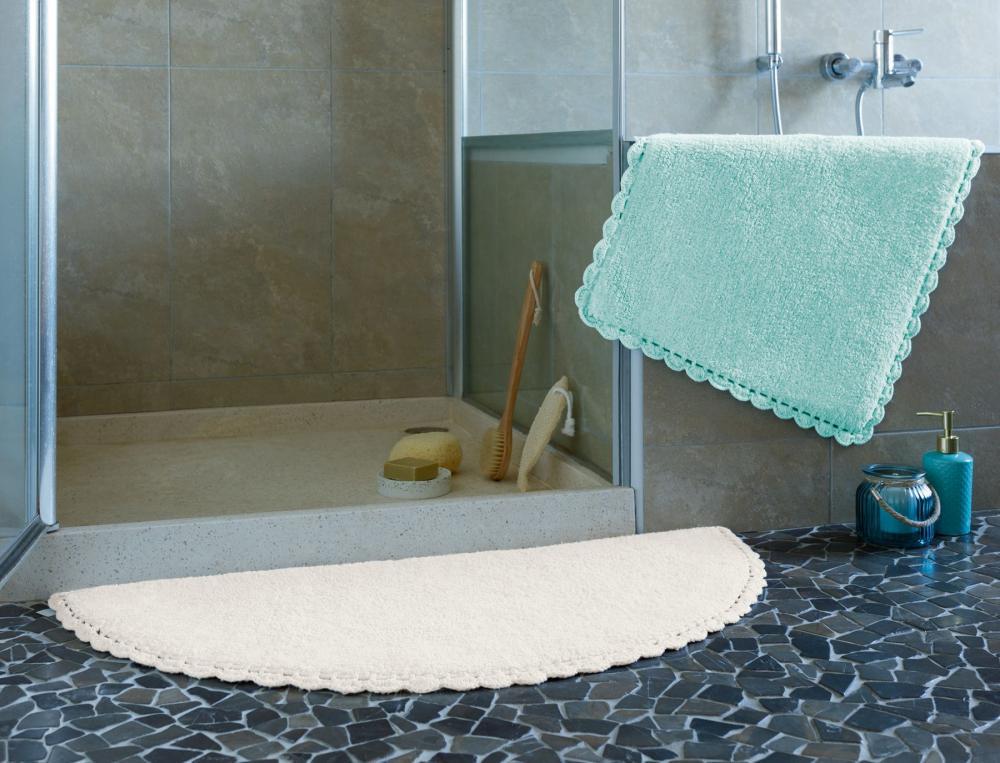 Tapis de bain coton 1600g/m2 Bain de lumière