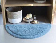 Tapis de bain Bath demi-lune