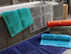 Tapis de bain 100% coton Bath