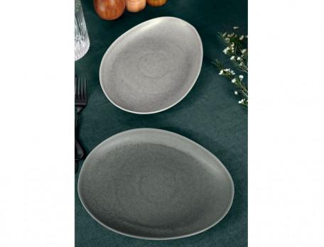 Teller Mittagspause Keramik Linvosges