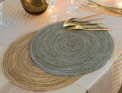 Tischsets Silvesterabend Linvosges