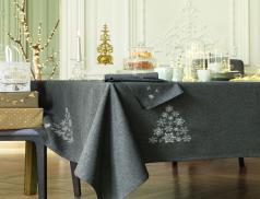 Tischwäsche Festessen mit Fleckschutz