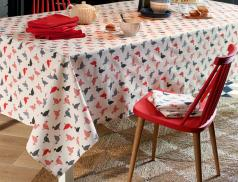 Tischwäsche Im Entenmarsch Baumwolle Linvosges