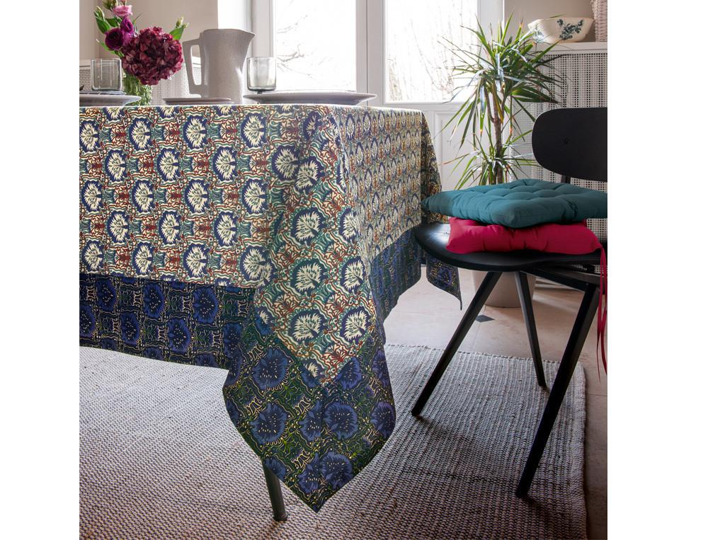 Tischdecke bunte Motive Isfahan