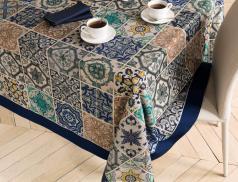 Tischdecke Tischläufer Stoffservietten