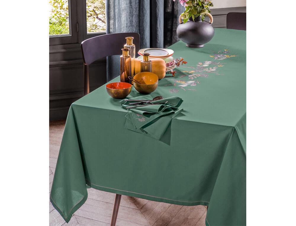 Tischwäsche Natürliche Eleganz Baumwolle Linvosges