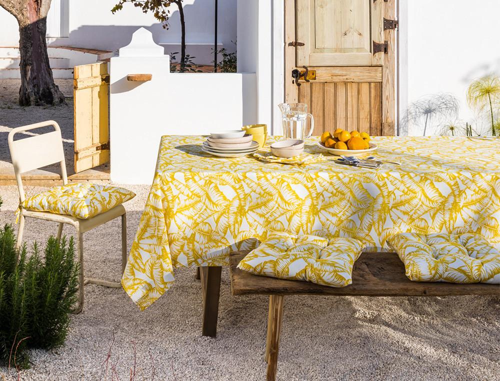 Tischwäsche Sommersonne UV-Schutz Linvosges