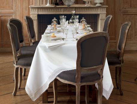 Tischdecke mit Teflonbeschichtung