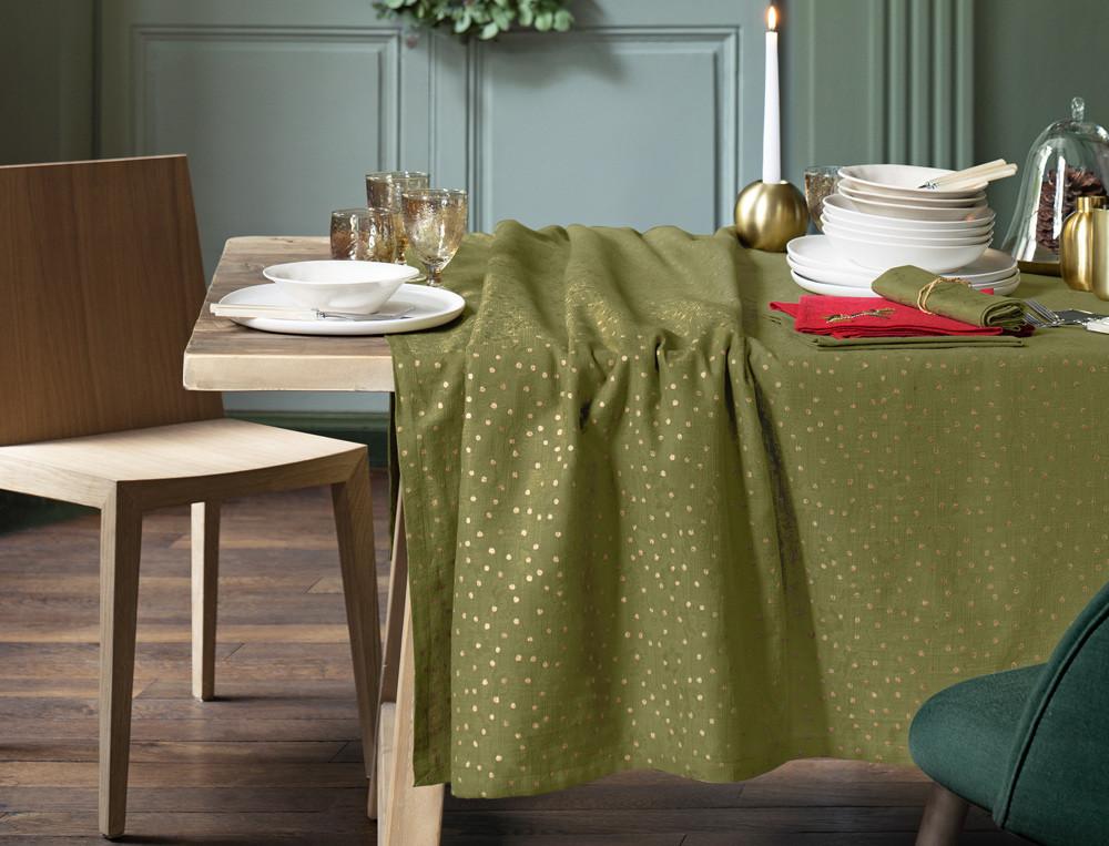 Tischwäsche Sternenstaub Baumwolle Linvosges