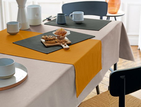 Tischdecke mit Teflonbeschichtung linvosges