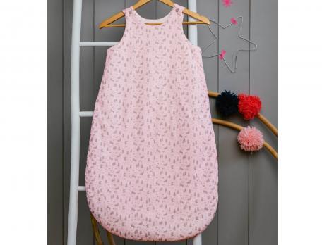 Vêtement bébé jersey Forêt des merveilles