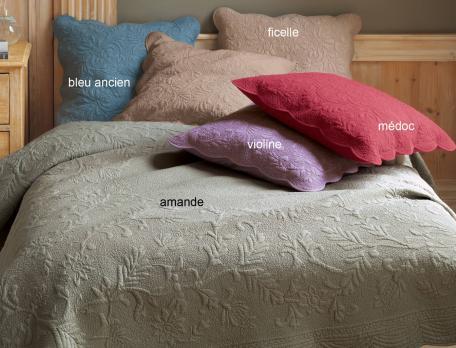 Boutis Villa Toscane 100% coton