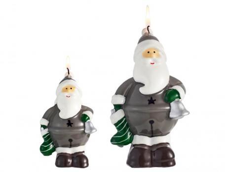 Weihnachtsmann Festtagstisch Linvosges
