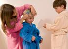 Linges de toilette bébé et enfant