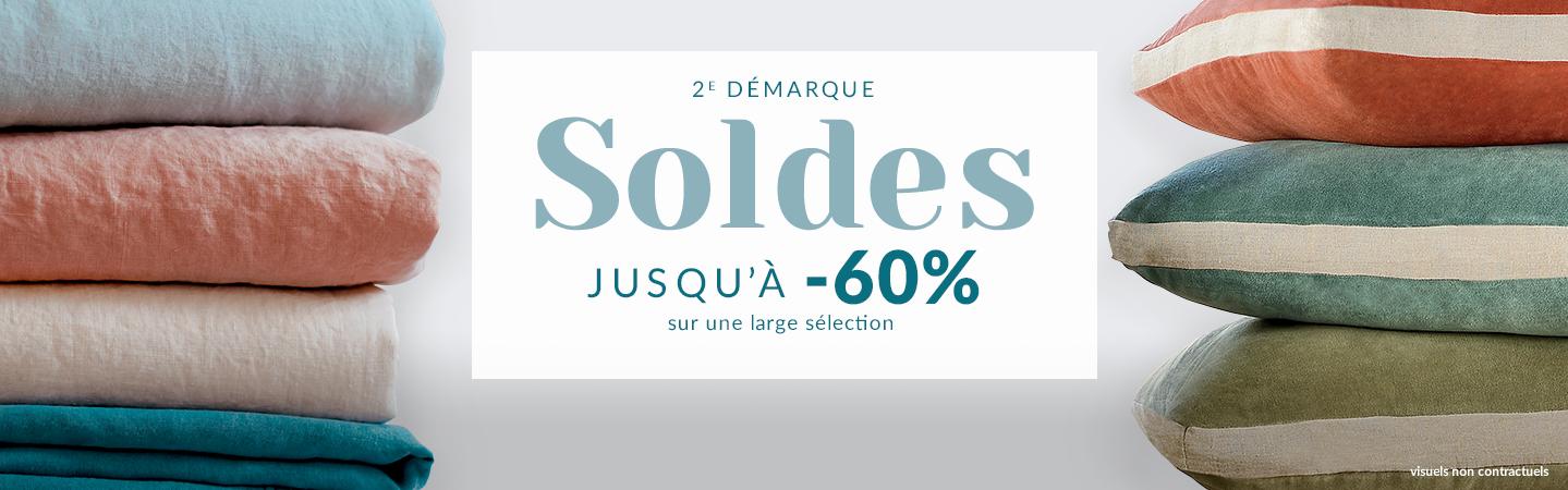Linvosges : Jusqu'à -60% sur la sélection des Soldes