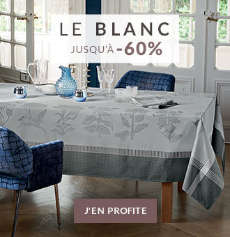 Linge de maison Linvosges : Collection Table