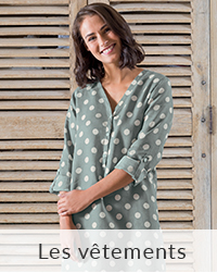 Linvosges : les vêtements Printemps-Eté
