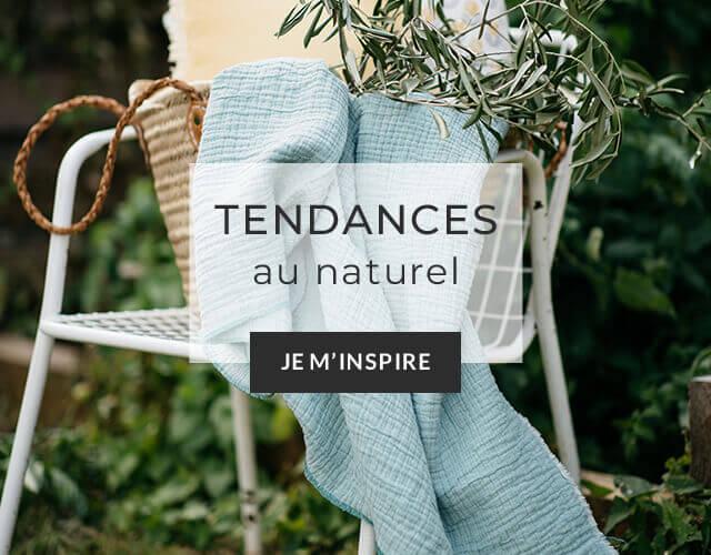 Linvosges : Tendances au naturel