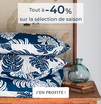 Linge de maison Linvosges : Collection Maison pratique