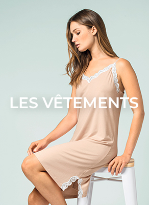 Linvosges : les vêtements du Blanc !