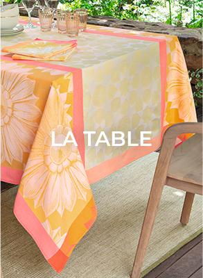 Linvosges : la table du Blanc !