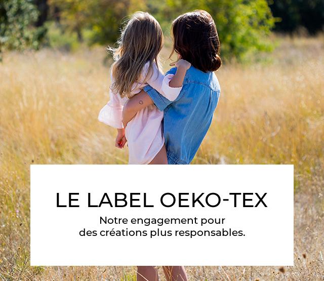 Linvosges : le label Oeko-Tex pour des créations responsables !