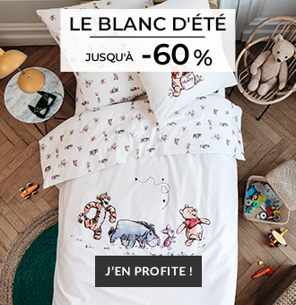 Linge de maison Linvosges : Collection Enfants
