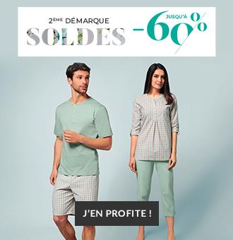 Linge de maison Linvosges : Collection Vêtements