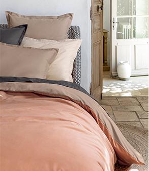 Linvosges : le linge de lit uni à -40%