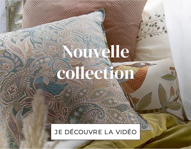 Linvosges : la nouvelle collection en vidéo !